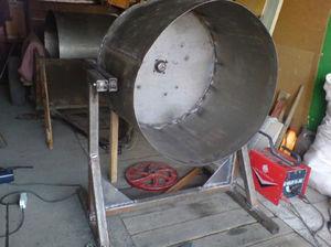 Что понадобится для сборки  бетономешалки