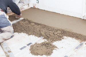 Преимущества сухих бетонных смесей