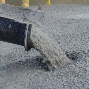 Применение бетона марки в30
