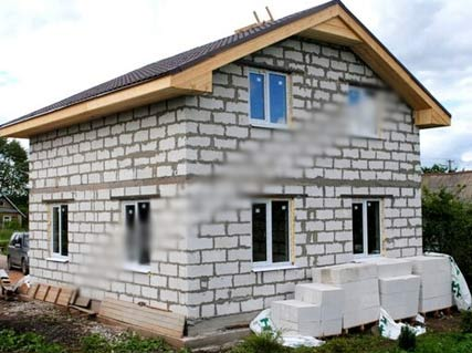 проект дома с мансардой