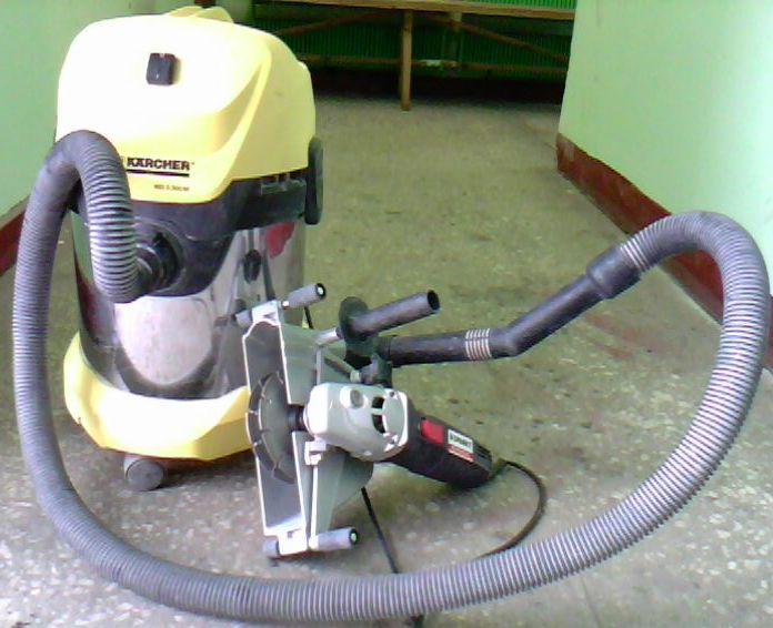 Промышленный пылесос