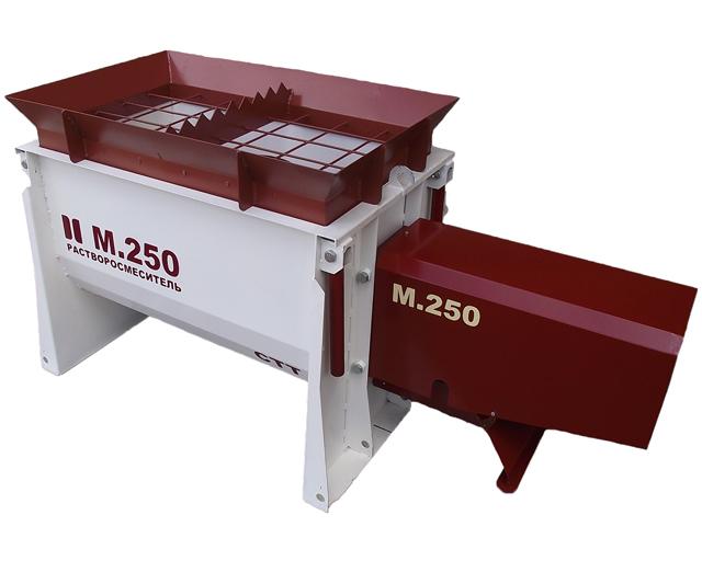 Оборудование для производства полистиролбетонных блоков.