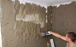 Способы штукатурки стен