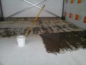 Средства для покрытия бетонного пола