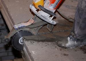 Строительство фундамента бетоном в30