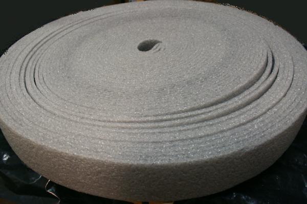 Укладка шумоизолирующего материала