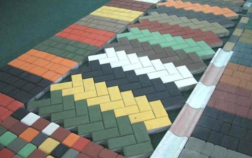 Брусчатка для бетона