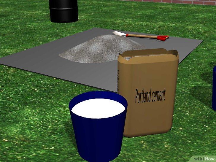 Изображение с названием Mix Portland Mortar Step 2Bullet1