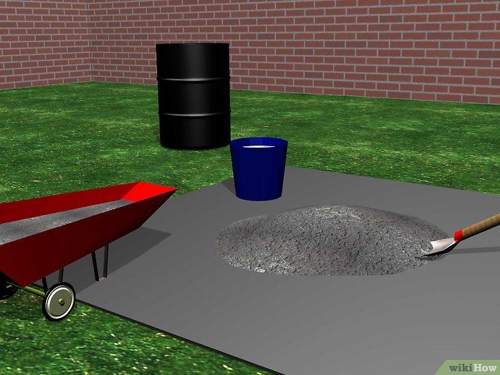 Изображение с названием Mix Portland Mortar Step 4