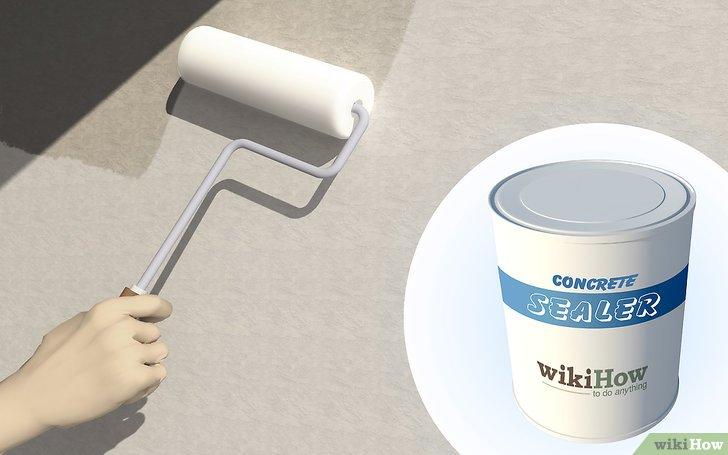 Изображение с названием Paint a Concrete Wall Step 5