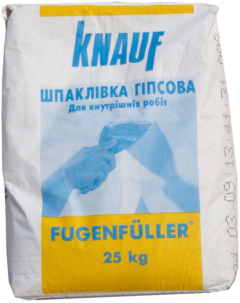 Шпаклевка Фугенфюллер (Fugenfuller)