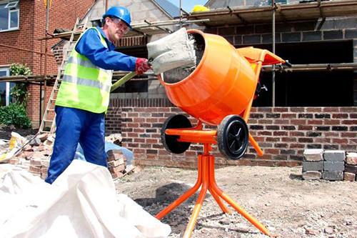 Как правильно замесить цементный раствор