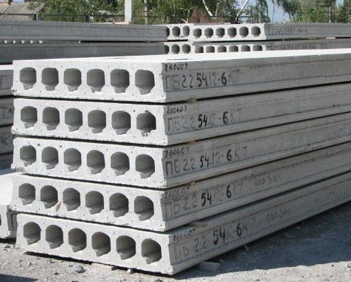 Железобетонные плиты перекрытия имеют разнообразные габариты, как в длинну, так и в ширину.