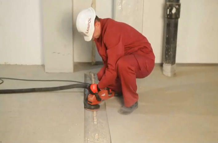 Чистовая обработка установочной поверхности