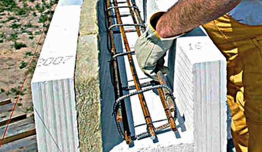 Как построить дом из газобетона