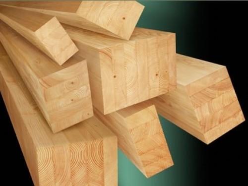 В качестве балок можно использовать древесину как минимум 3 года сушки на воздухе.
