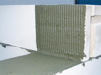 Использование клея позволяет делать швы толщиной всего несколько миллиметров
