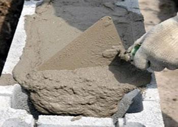 раствор для кладки керамзитобетонных блоков