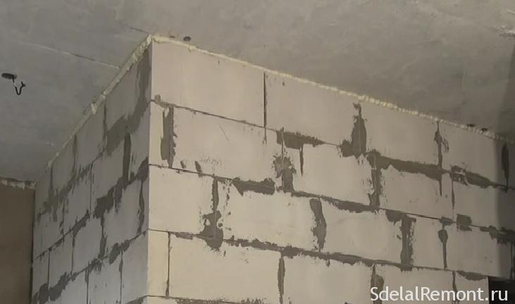 Геометрия стен