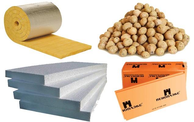 Способы и материалы, которыми лучше утеплить пол на 1 этаже