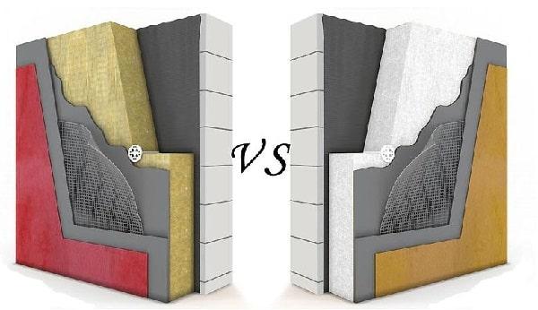 Какой материал выбрать для утепления дома